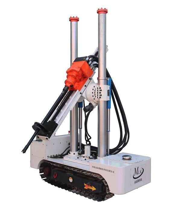 ZQLC型气动履带式钻机